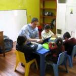 """""""IRIS® en red"""" en el Instituto para Niños Ciegos en Bogotá"""