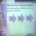 Streaming de disertación pública de 2da tesis laureada IRIS®