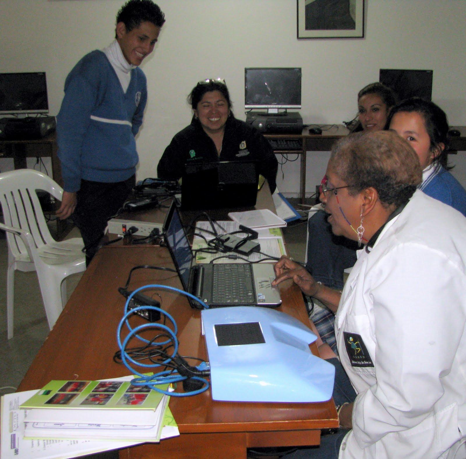 Capacitación IRIS Bogotá 2