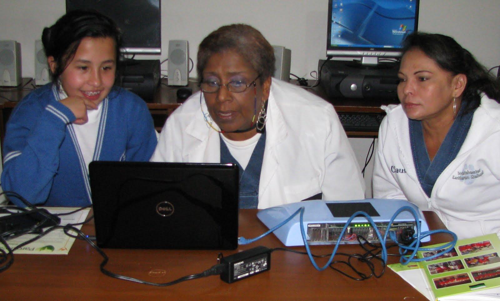 Capacitación IRIS Bogotá 3