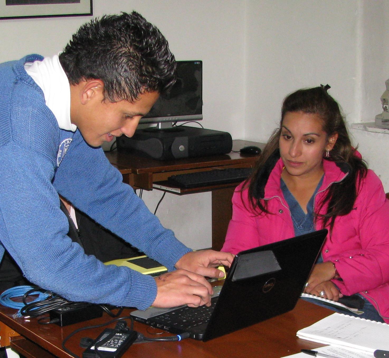 Capacitación IRIS Bogotá 4