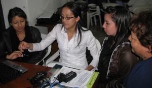 Capacitación IRIS Bogotá 6