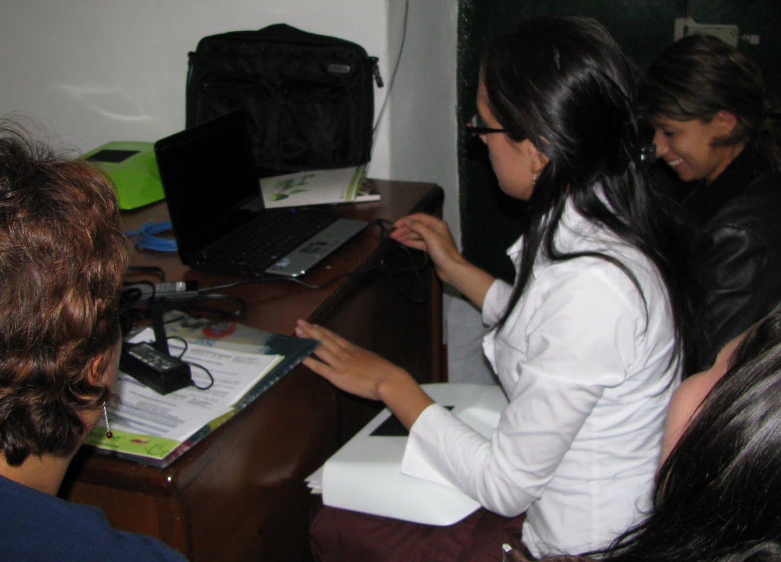 Capacitación IRIS Bogotá 7