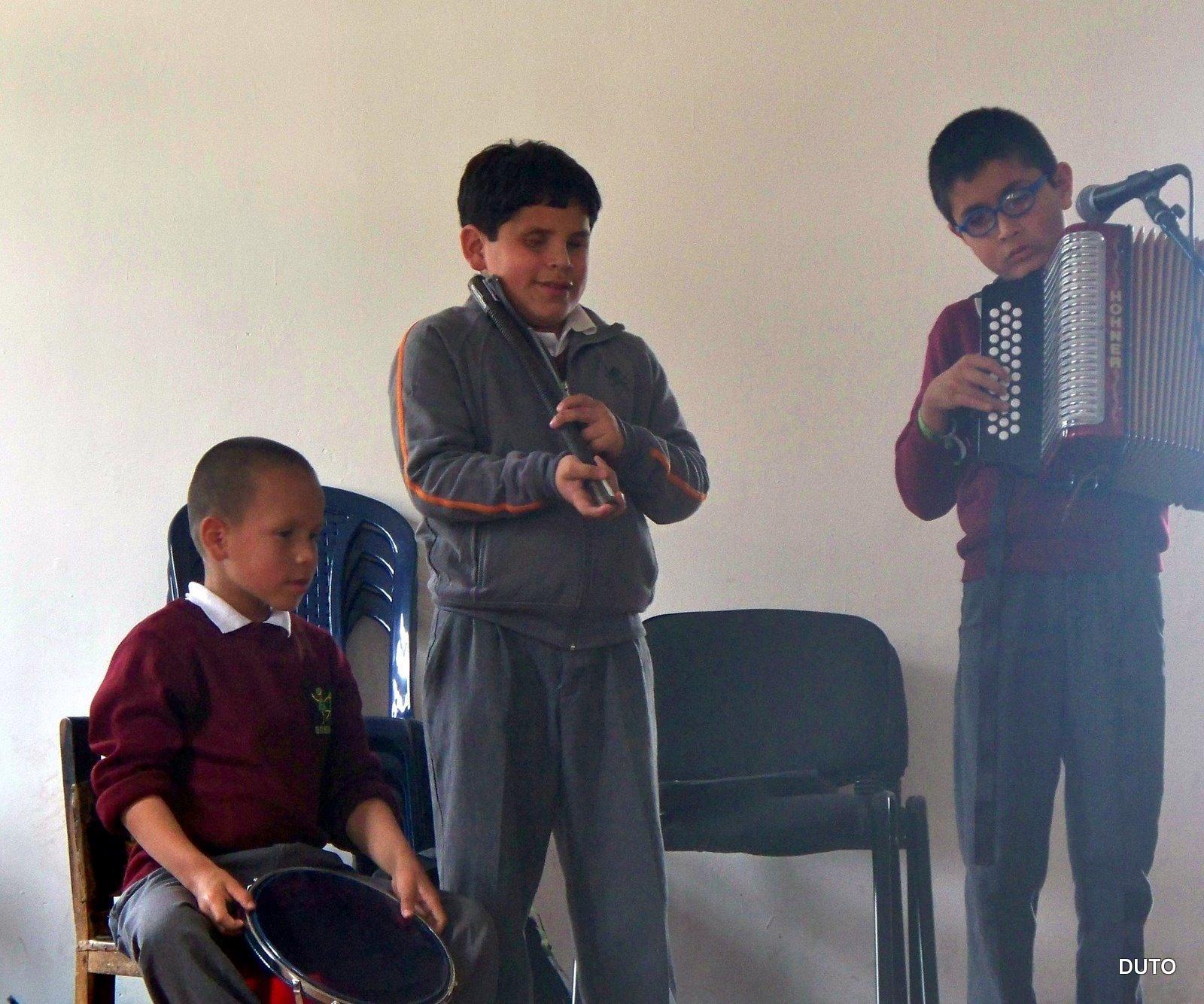 Concierto Vallenato por los niños