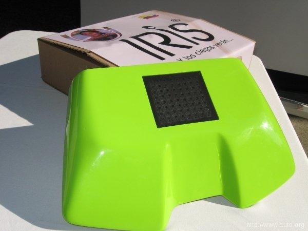 IRIS y su caja